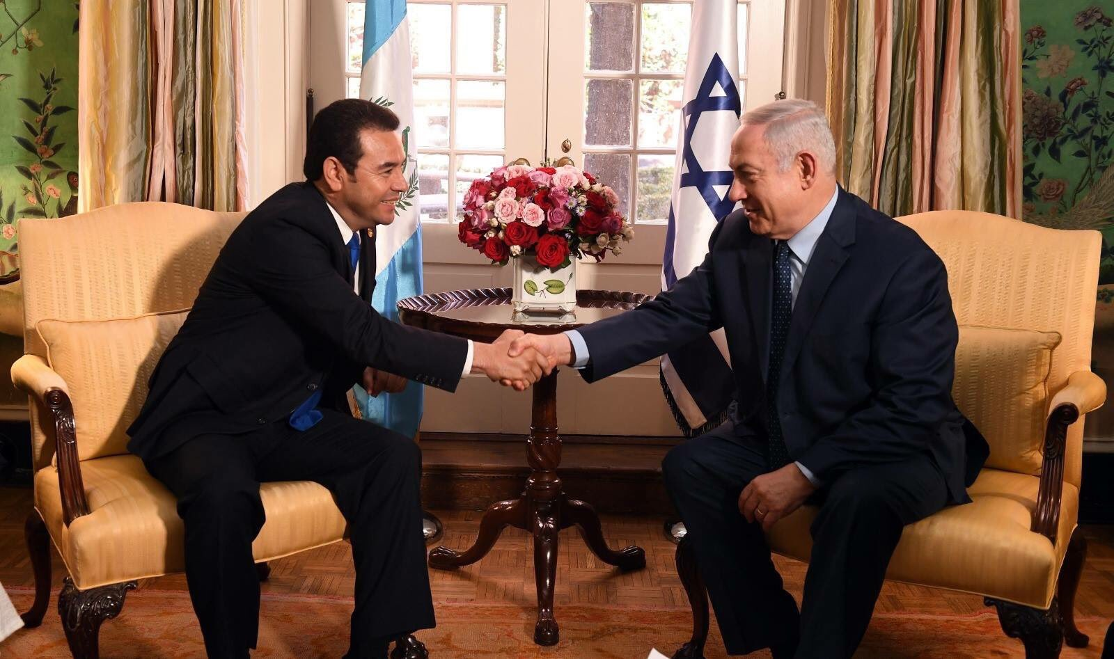 Guatemala moves embassy to Jerusalem
